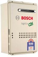 Bosch Highflow C25 Hot Water System