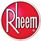 Rheem hot water system logo